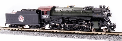 Broadway Limited Imports N 6226 USRA Heavy Pacific 4-6-2, Great Northern #1352