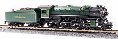 Broadway Limited Imports N 6229 USRA Heavy Pacific 4-6-2, Southern #1381 (No Restock Expected)