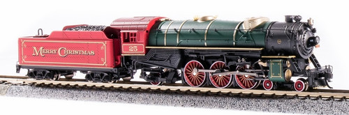 Broadway Limited Imports N 6232 USRA Heavy Pacific 4-6-2, Merry Christmas #25