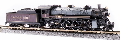 Broadway Limited Imports N 6251 USRA Light Pacific 4-6-2, Canadian Pacific #2318