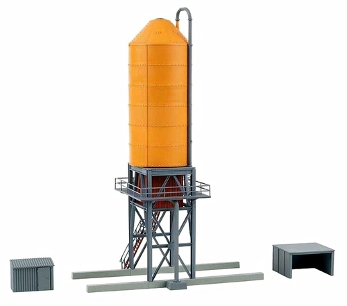 Faller HO 120283 Gravel Loading Facility Silo Kit