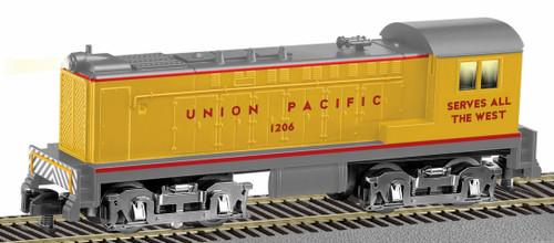 Lionel S 6-42598 American Flyer Baldwin Switcher, Union Pacific #1206