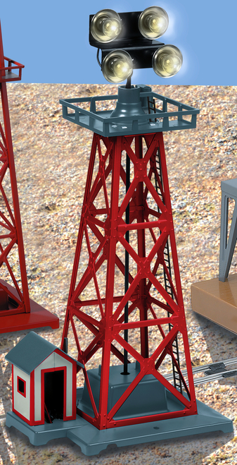 Lionel S 6-49814 American Flyer #774 Floodlight Tower