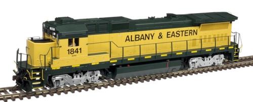 Atlas HO 10003058 Silver Series Dash 8-40B, Albany and Eastern #1807