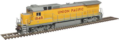 Atlas HO 10003063 Silver Series Dash 8-40B, Union Pacific #1806