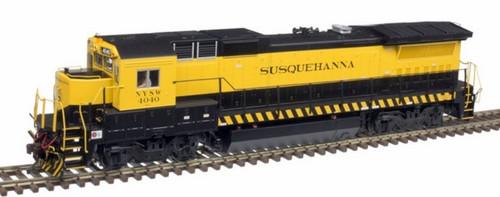Atlas HO 10003094 Gold Series Dash 8-40B, Susquehanna #4040