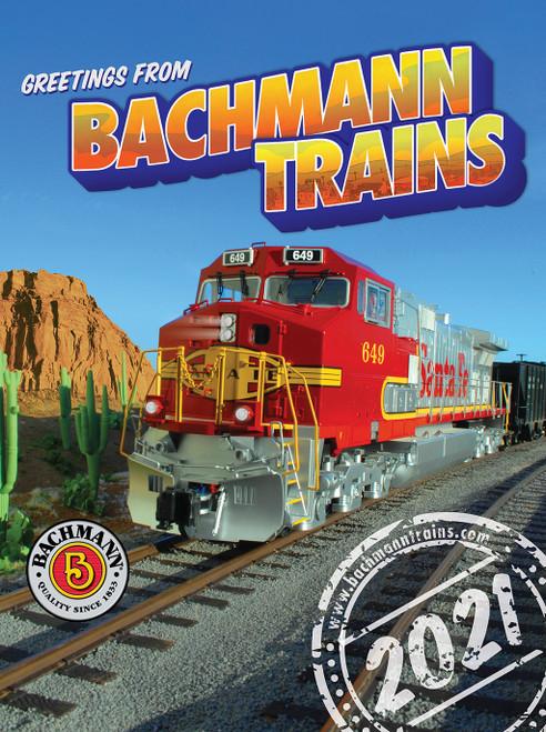 Bachmann Trains 2021 Catalog