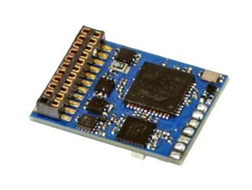 """ESU HO/O 58210 LokSound 5 Fx DCC/MM/SX/M4 """"Generic"""" Sound Decoder, 8-Pin NEM652"""