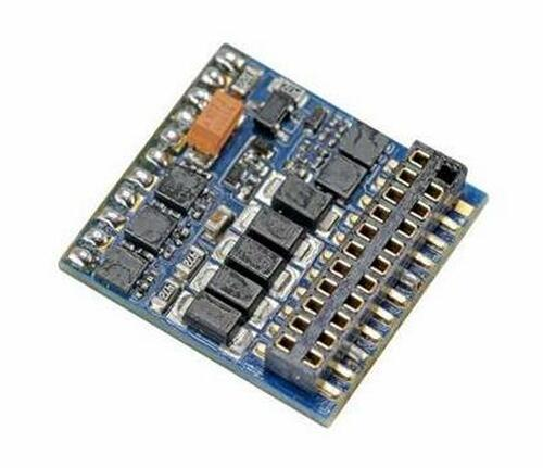 ESU HO/O 59219 LokPilot 5 Fx DCC/MM/SX Function-Only Decoder, 21MTC NEM660