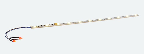 ESU HO/N 50700 LED Lighting Strip with Taillight, White