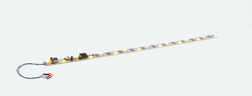ESU G 50703 LED Lighting Strip with Taillight, White and Yellow