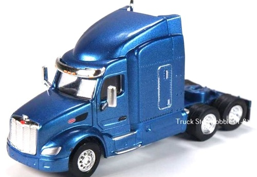 Trucks N Stuff HO 410542 Peterbilt 579 Sleeper Cab (2-Pack)