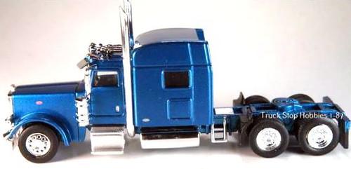 Trucks N Stuff HO 410502 Peterbilt 389 2-Axle Daycab (2-Pack)