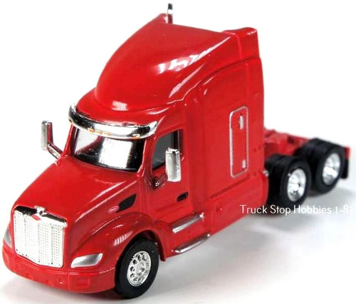 Trucks N Stuff HO 410541 Peterbilt 579 Sleeper Cab (2-Pack)