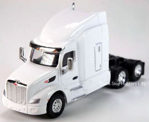 Trucks N Stuff HO 410543 Peterbilt 579 Sleeper Cab (2-Pack)