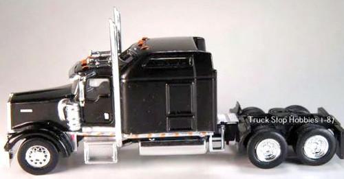 Trucks N Stuff HO 410654 Kenworth W900L Cab (2-Pack)