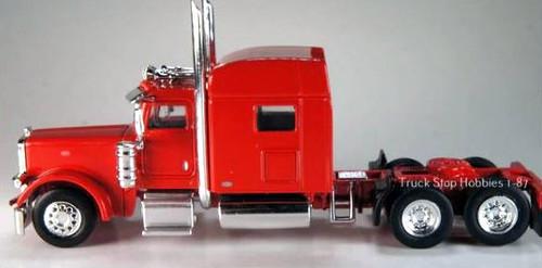 Trucks N Stuff HO 410501 Peterbilt 389 2-Axle Daycab (2-Pack)