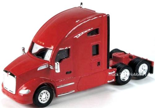Trucks N Stuff HO 410691 Kenworth T680 Sleeper Cab (2-Pack)