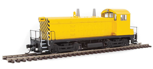 Walthers Mainline HO 910-10609 EMD NW2, Yellow
