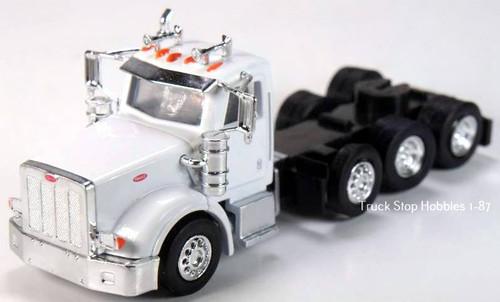 Trucks N Stuff HO 410523 Peterbilt 367 4-Axle Daycab (2-Pack)