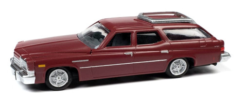 Classic Metal Works HO 30610 1976 Buick Estate Wagon, Independence Red