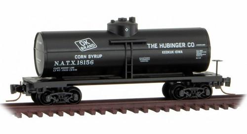 Micro-Trains Z 53000500 39' Single Dome Tank Car, Hubinger Company #18156