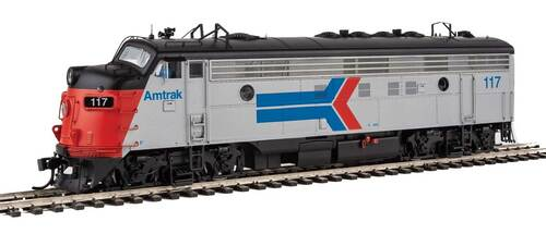 Walthers Proto HO 920-42512 FP7/F7B, Amtrak #117/160