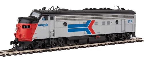 Walthers Proto HO 920-42513 FP7/F7B, Amtrak #110/161