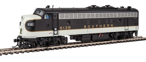 Walthers Proto HO 920-42526 FP7, Southern #6135