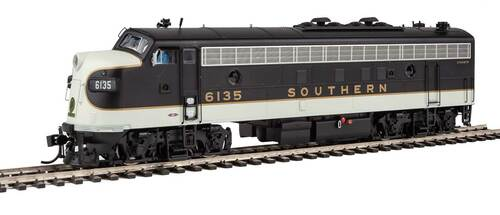 Walthers Proto HO 920-42527 FP7, Southern #6142