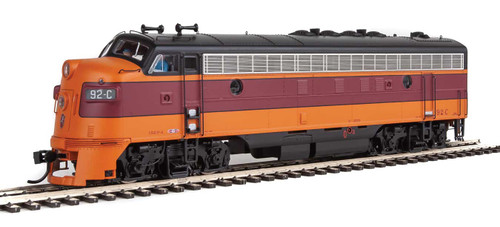 Walthers Proto HO 920-49506 FP7, Milwaukee Road #92C