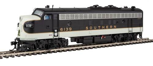 Walthers Proto HO 920-49527 FP7, Southern #6140