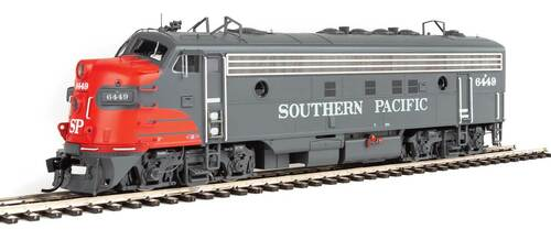 Walthers Proto HO 920-49528 FP7/F7B, Southern Pacific #6449/8295