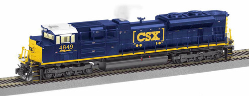Lionel S 1921080 American Flyer Legacy SD70ACe Diesel, CSX #4849