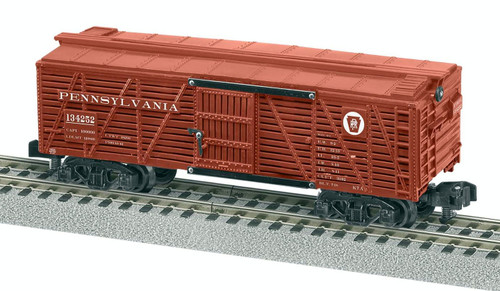 Lionel S 2019531 American Flyer Stock Car, Pennsylvania Railroad #134252