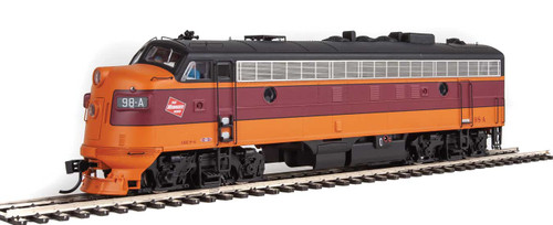 Walthers Proto HO 920-42502 FP7 A/B, Milwaukee Road #98A/98B