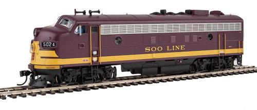 Walthers Proto HO 920-42523 FP7, Soo Line #503A