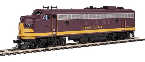 Walthers Proto HO 920-49523 FP7, Soo Line #503A