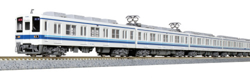 Kato N 101647 Tobu 8000 Series 4-Car Basic Set (Renewal)