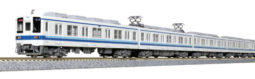 Kato N 101648 Tobu 8000 Series 4-Car Add-On Set (Renewal)