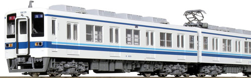 Kato N 101649 Tobu 8000 Series Leading 2-Car Add-On Set (Renewal)