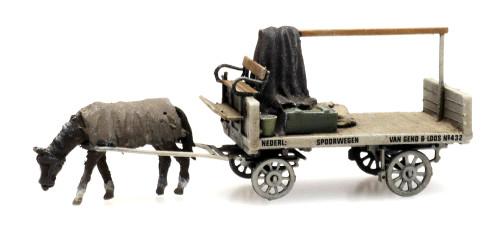 Artitec N 316.079 VG&L Horse and Wagon