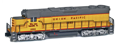 American Z Line Z 62508-8 GP38-2, Union Pacific #2002