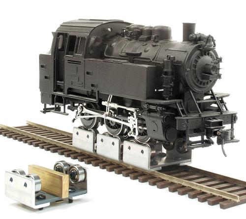 Micro-Mark O 83417 Locomotive Rollers (4)