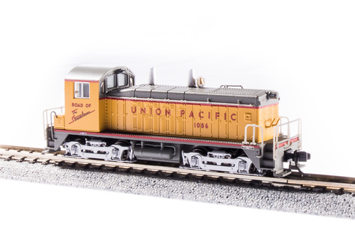 Broadway Limited Imports N 3925 EMD NW2, Union Pacific #1093