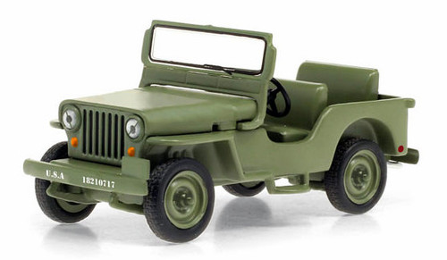 Greenlight Collectibles O 86594 1950 Willys M38, M*A*S*H (1:43)