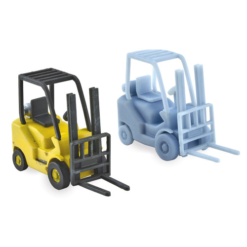 Micro-Mark HO 89586 Fork Lift Model Kit by Scientific