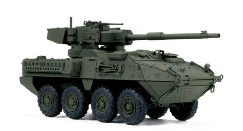 MTH O 23-10004 Stryker Fighting Vehicle, U.S. Army