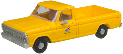 Atlas HO 30000126 1973 Ford F-100 Pickup Truck, Chicago and North Western