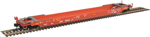 Atlas N 50005309 53' Rebuilt Well Car, St. Mary's Railway West #210305